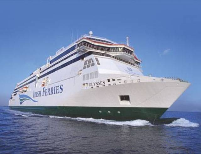 5d4cb6f31d This weekend s sailing to France cancelled to accommodate Dublin-Holyhead  route as Irish Ferries say