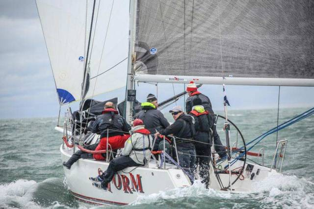 Irish J109 champions Storm are heading to Cardigan Bay