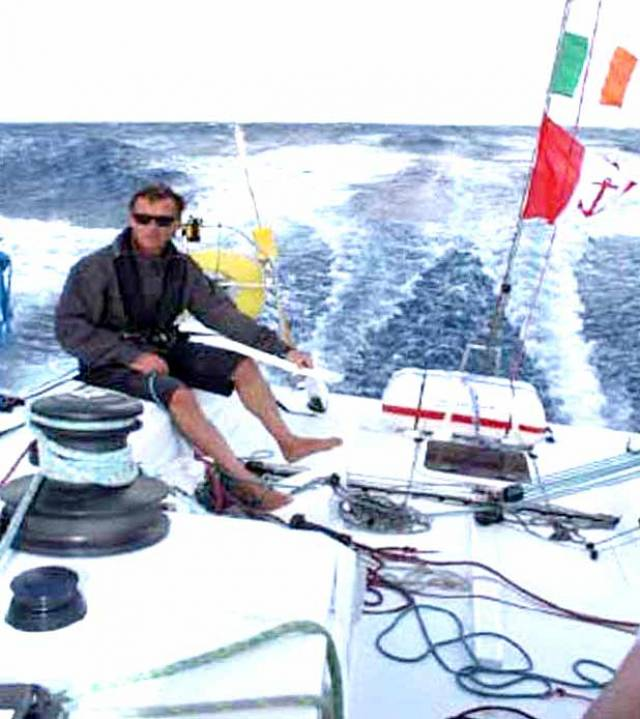 Supporting Ireland's Solo Sailing Stars