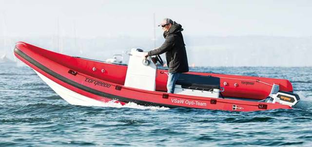 German 'Electrified' Sailing Club Sets Example Through Electric Coach Boat with Torqeedo Propulsion