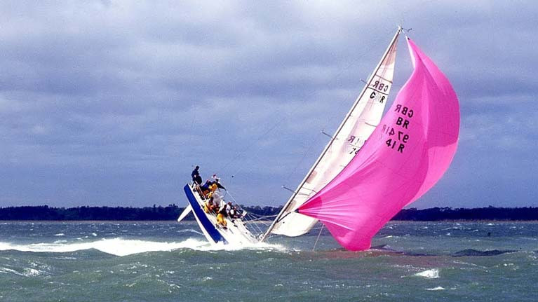Ireland's Sailing Sport is No Laughing Matter
