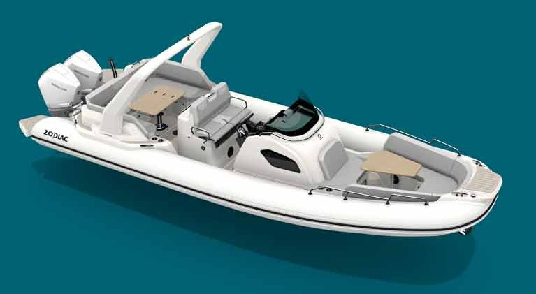 MGM Boats Announce Medline 9, Zodiac's Biggest Ever RIB