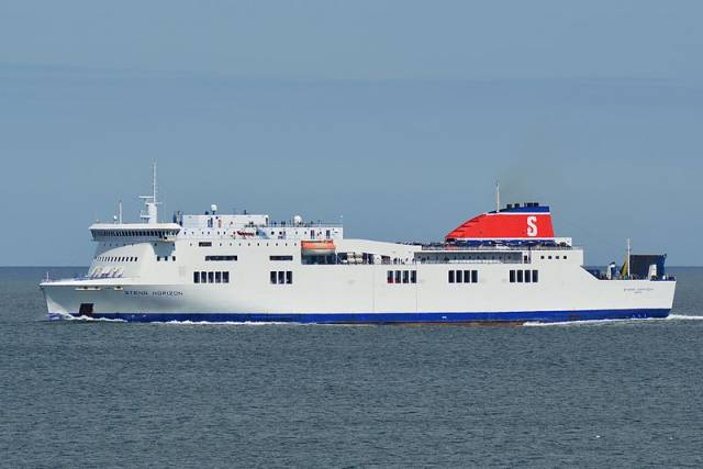A Rosslare-Cherbourg ferry Stena Horizon is undergoing repairs and is expected to resume service this weekend.