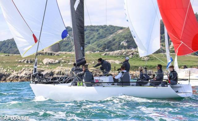 Nigel Biggs in Checkmate XVIII leads Class II
