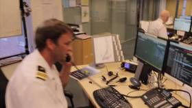 Control operations at the Irish Coast Guard