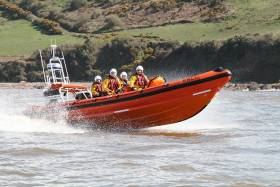 Youghal's new lifeboat, an Atlantic 85 is the latest version of the B class