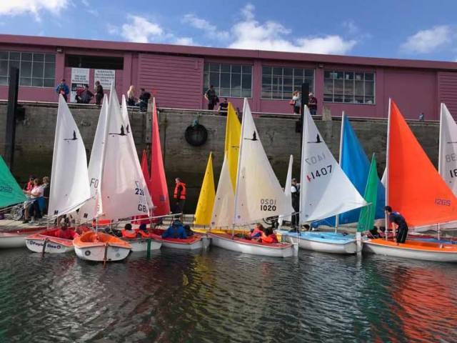 Sailability Sailors From all Four Provinces Converge on Galway Galway Bay Sailing Club