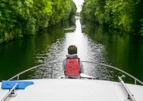 IWAI believe any proposed legislation should promote the development of the tourism potential of the canals and supports tourism initiatives on the canals