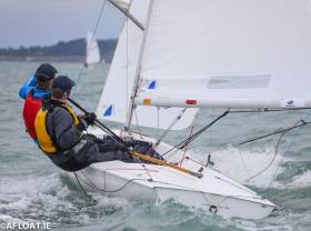 Flying Fifteen keelboats are the boat of choice for this year's All Ireland Sailing Championships at the National Yacht Club
