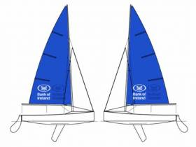 New sails for UCD Sailing Club
