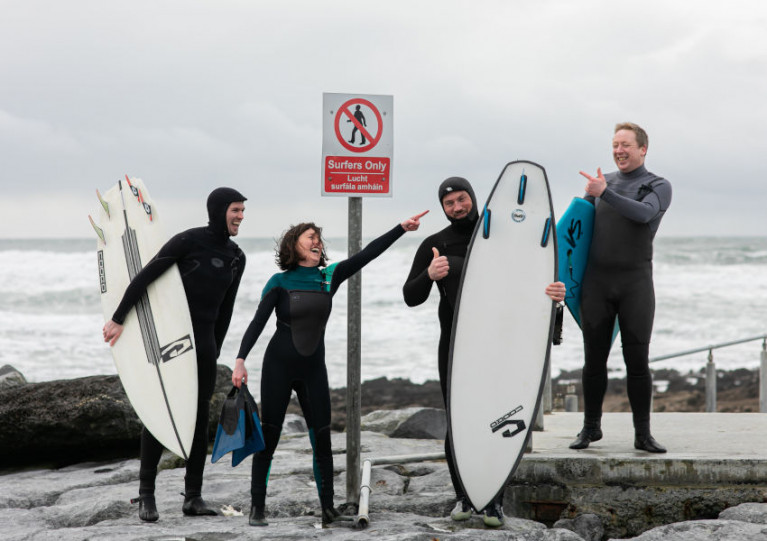 Final Call For Surfers & Boarders To Enter Doolin Surfest 2020