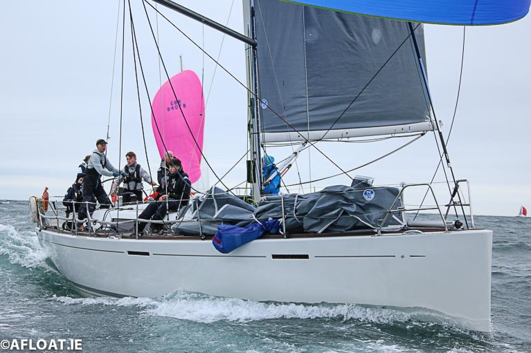 Kinsale's Fastnet Race winner Nieulargo has signed up for the Dublin to Cork race on August 22nd