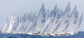 The Star Worlds are being held in Porto Cervo