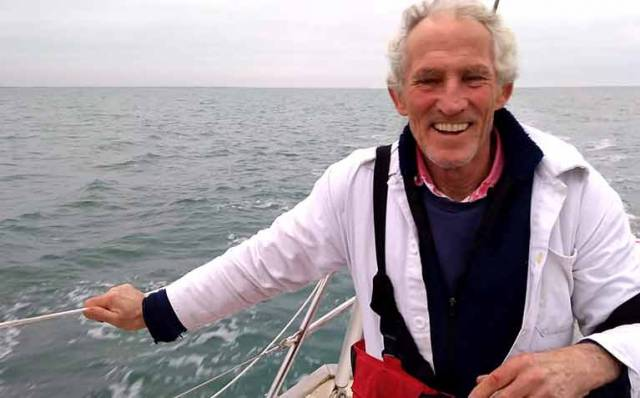 British Solo Yachtsman Robin Davie Located