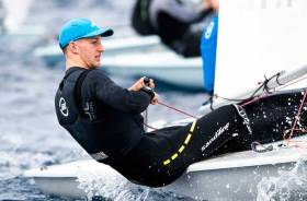Under 21 Howth Yacht Club Laser sailor Ewan McMahon made gold fleet cut in Palma and is races at the World Championships in Japan tomorrow