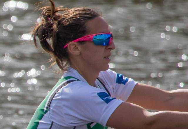 Denise Walsh Secures A Final Spot at European Rowing