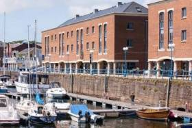 Milford Marina, south Wales voted among top five marina's in the UK