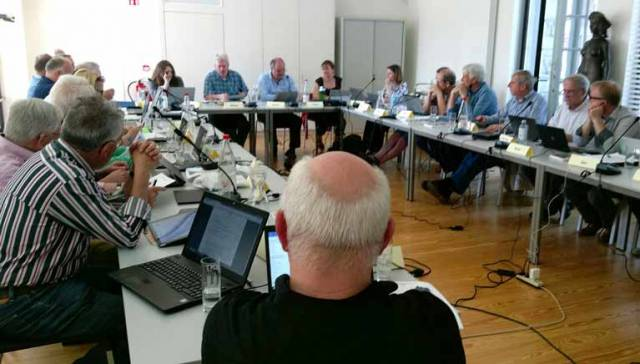 The General Assembly meeting of the European Boating Association