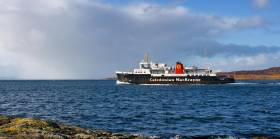 CalMac's new permanent seasonal Ardrossan-Campbeltown (Mull of Kintyre) service started sailings last week