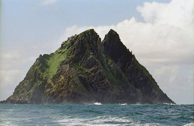 Skellig Michael off Co Kerry