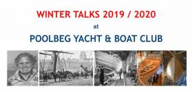 Shorten the Winter with Varied Talks for Sailors at Poolbeg Yacht & Boat Club