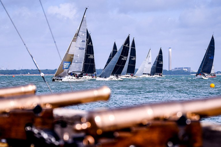 Cowes Week 2020 has been scrubbed