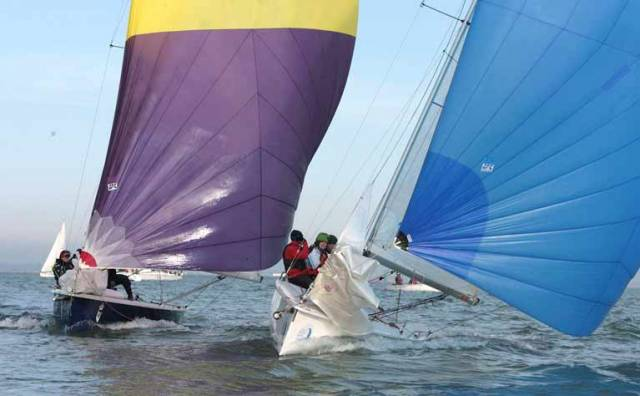 INSS 1720 Racing on Dublin Bay