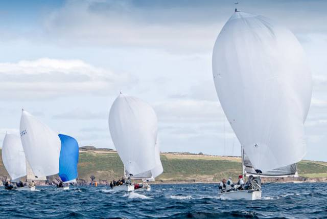 1720 keelboats will be used for RCYC's new Under 25s Keelboat Academy
