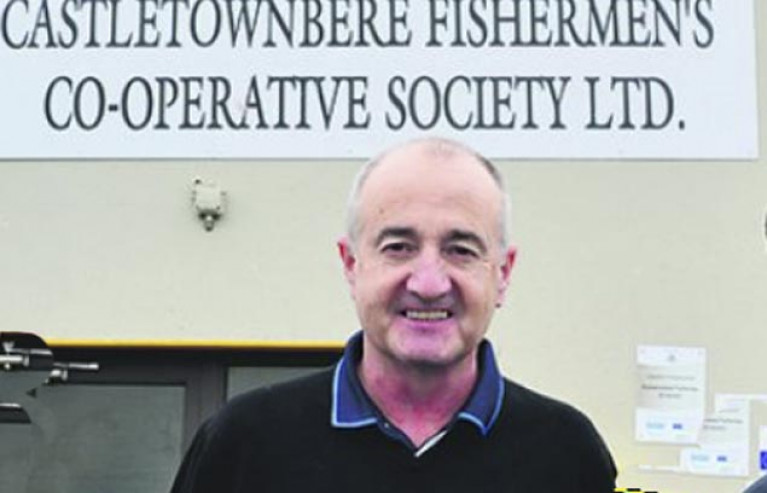 John Nolan, Managing Director of Castletownbere Fishermen's Co-op