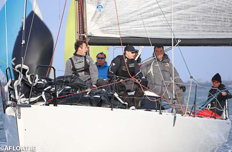 ISORA 2020 Winners - Rockabill VI skippered by Paul O'Higgins of the Royal Irish Yacht Club