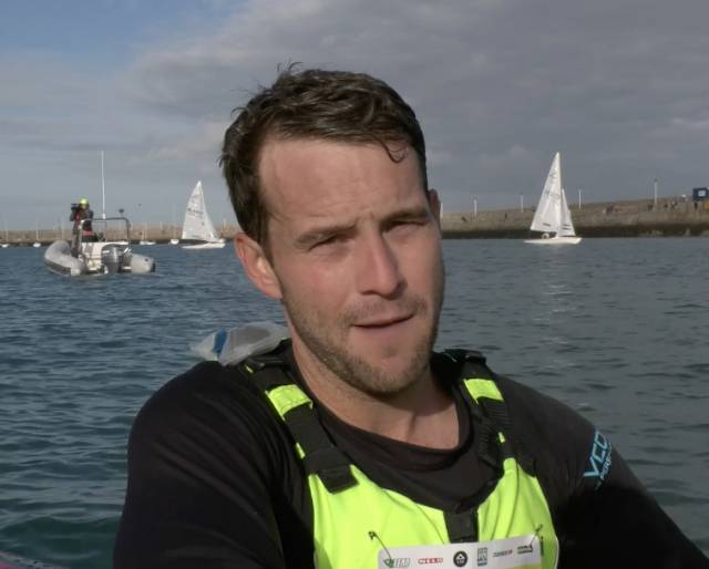 Sean Rice Takes Title at Irish Coast Paddling Championships