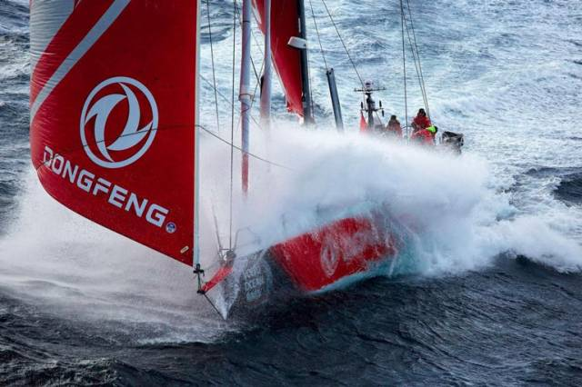 Power play. Dongfeng's 54-seconds win in the Volvo 65 OD Class has been a forceful demonstration of the new concept's potential
