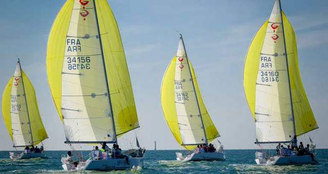 The five day event will consist of both inshore races, coastal races and a night race, all in Grand Suprise keelboats