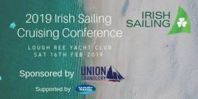 Irish Sailing Cruising Conference Heads Inland To Lough Ree In 2019