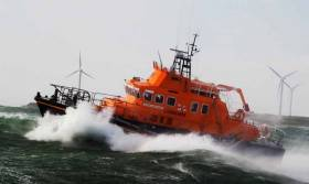 Rosslare RNLI Lifeboat