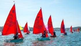 Mirror winter training is held, as in previous years in Lough Ree YC, and is run over four weekend sessions between January to April