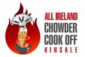 Save the date!... as this Sunday 9th April is the All Ireland Chowder Cook-Off!