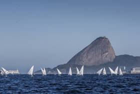 Sailors expect the 2016 Olympic regatta in Rio to be light and shifty