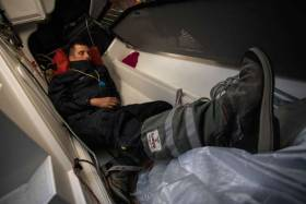 Tom Dolan - lessons learned in the 380–nautical miles offshore race