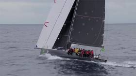 Ichi Ban made the most of conditions favouring mid-sized boats in last year's Sydney Hobart