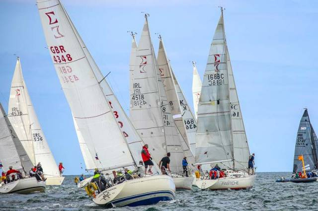 A bumper fleet of 20 early bird entries are already signed up for June's Sigma championships on Dublin Bay