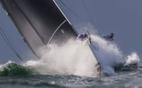 Heavy weather sailing is safe and easy when you set your sails correctly for the conditions and the ability of your crew says Barry Hayes of UK Sailmakers Ireland