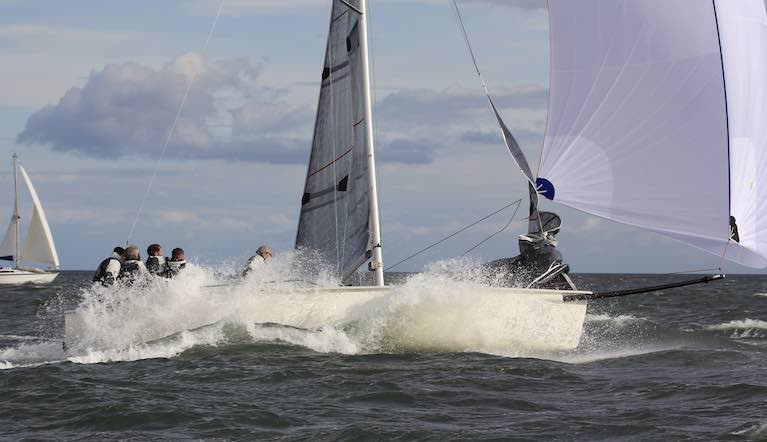 1720 racing returns to Cork Harbour this weekend for Munster Championship Honours