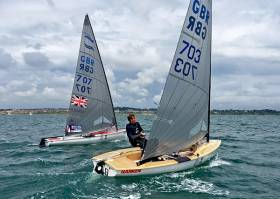 The U23 squad consists of six sailors between the ages of 16 and 19