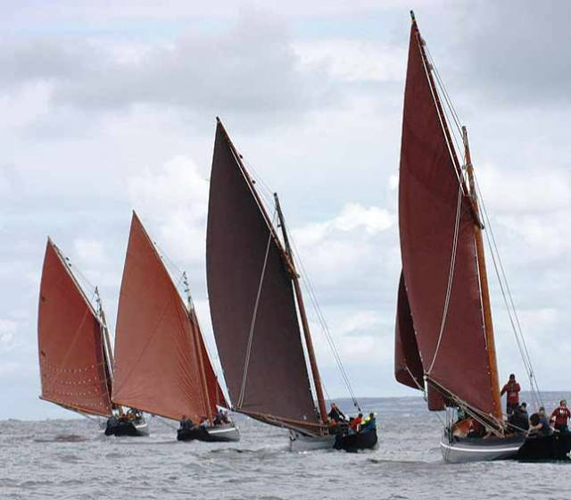 Galway Hooker Chairman Calls For Support for 'Special Boats'