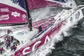 The move follows the success of Team SCA's 2014-15 campaign, which saw an all-female crew finish third in the In-Port Race series and become the first to win an offshore leg in 25 years – but still saw a ceiling in their offshore performance overall without being able to learn from the more experienced sailors once out on the ocean
