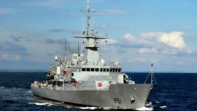 LÉ Samuel Beckett opens to public tours in Galway today during the afternoon between 14.00-16.00hrs.