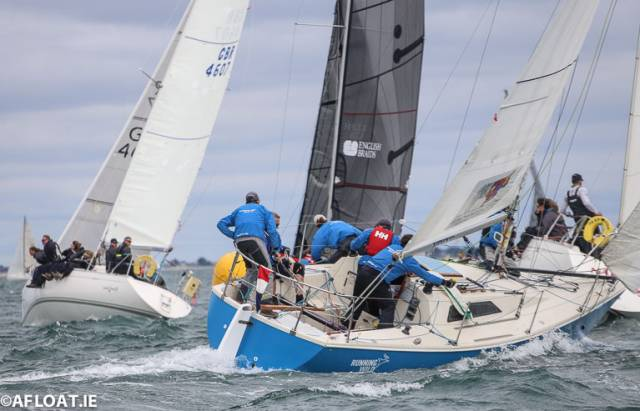 What Are The Big Irish Sailing Fixtures for IRC Cruisers in 2020?