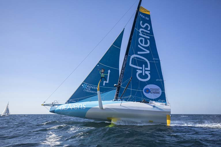 November's Vendee Globe Solo Round the World Race is Go!