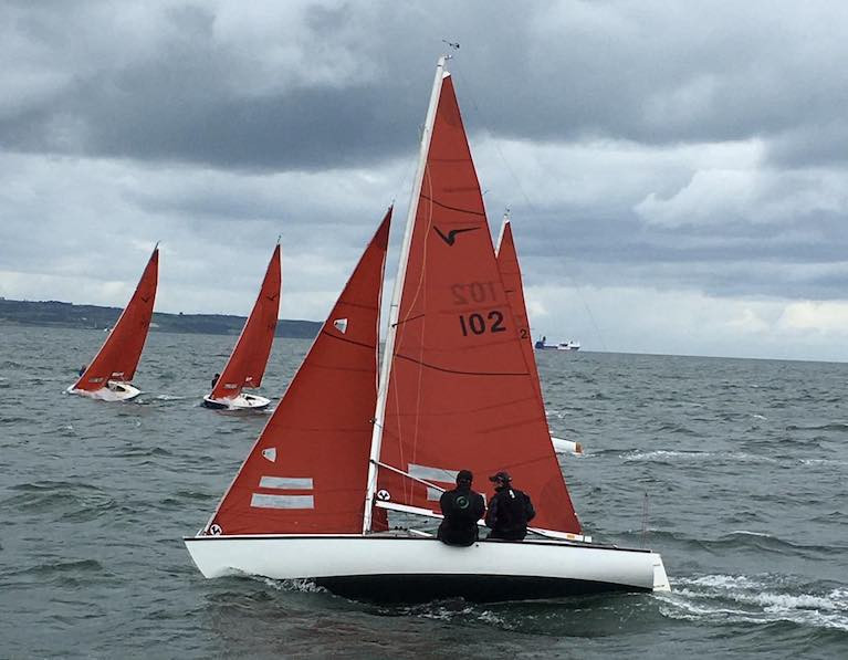 Prodigal Crew Win Squib Battle at Royal North of Ireland Yacht Club